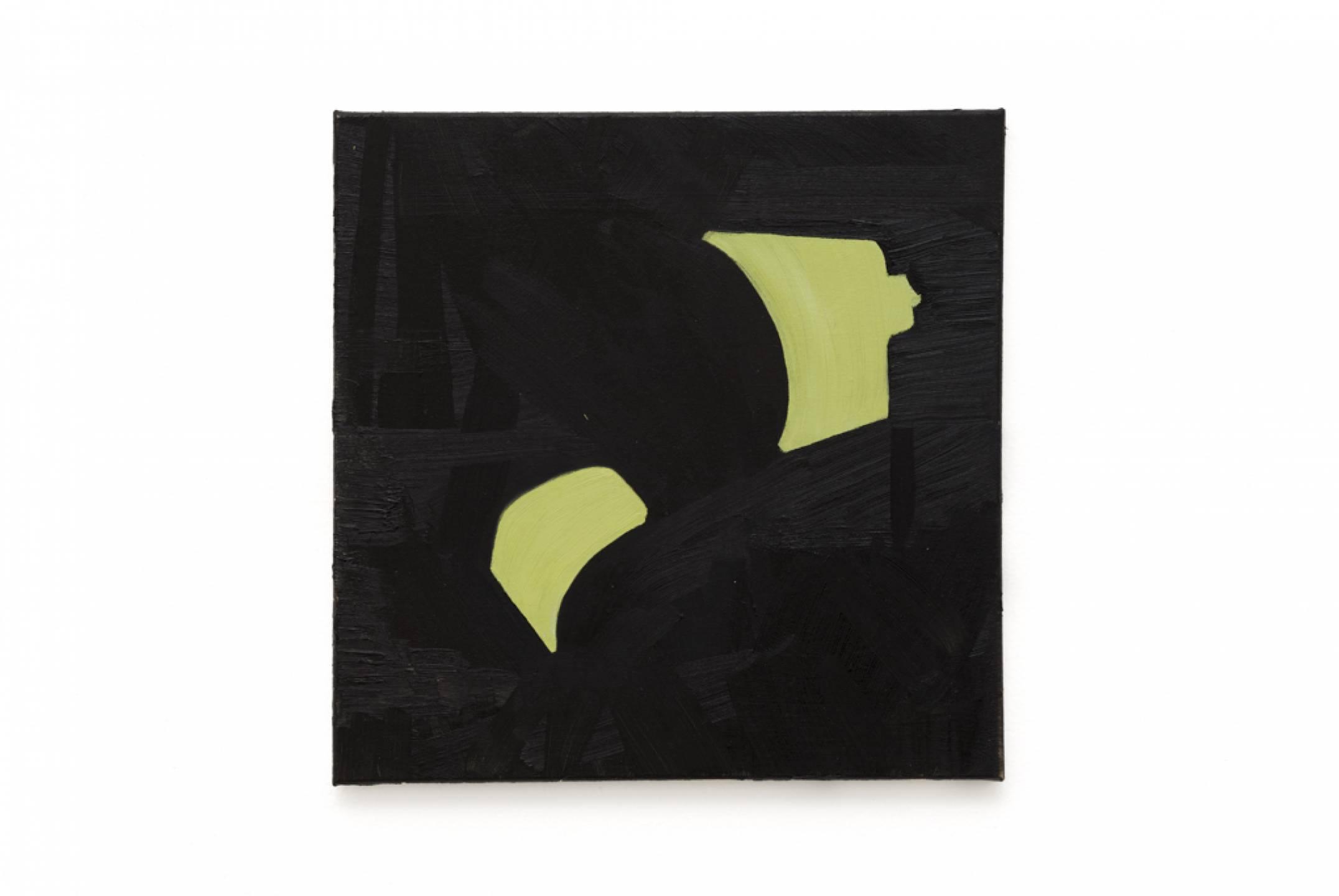 Marina Perez Simão,&nbsp;<em>untitled</em>,&nbsp;2017,&nbsp;óleo sobre tela, 40 × 40 cm - Mendes Wood DM