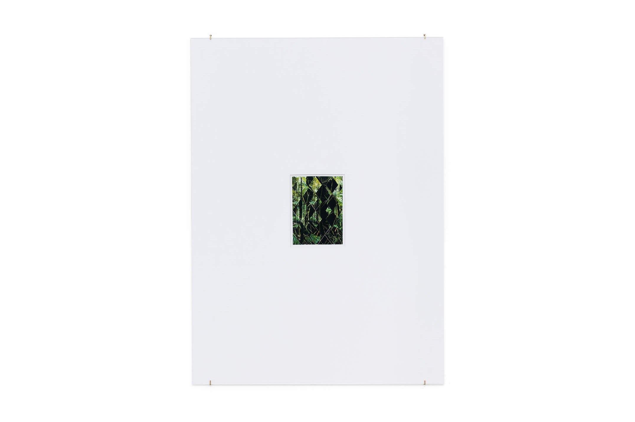 Daniel Steegmann Mangané,&nbsp;<em>Kiti Ka'aetê</em>,&nbsp;2009,&nbsp;photographic collages, 18,3 × 13 cm - Mendes Wood DM