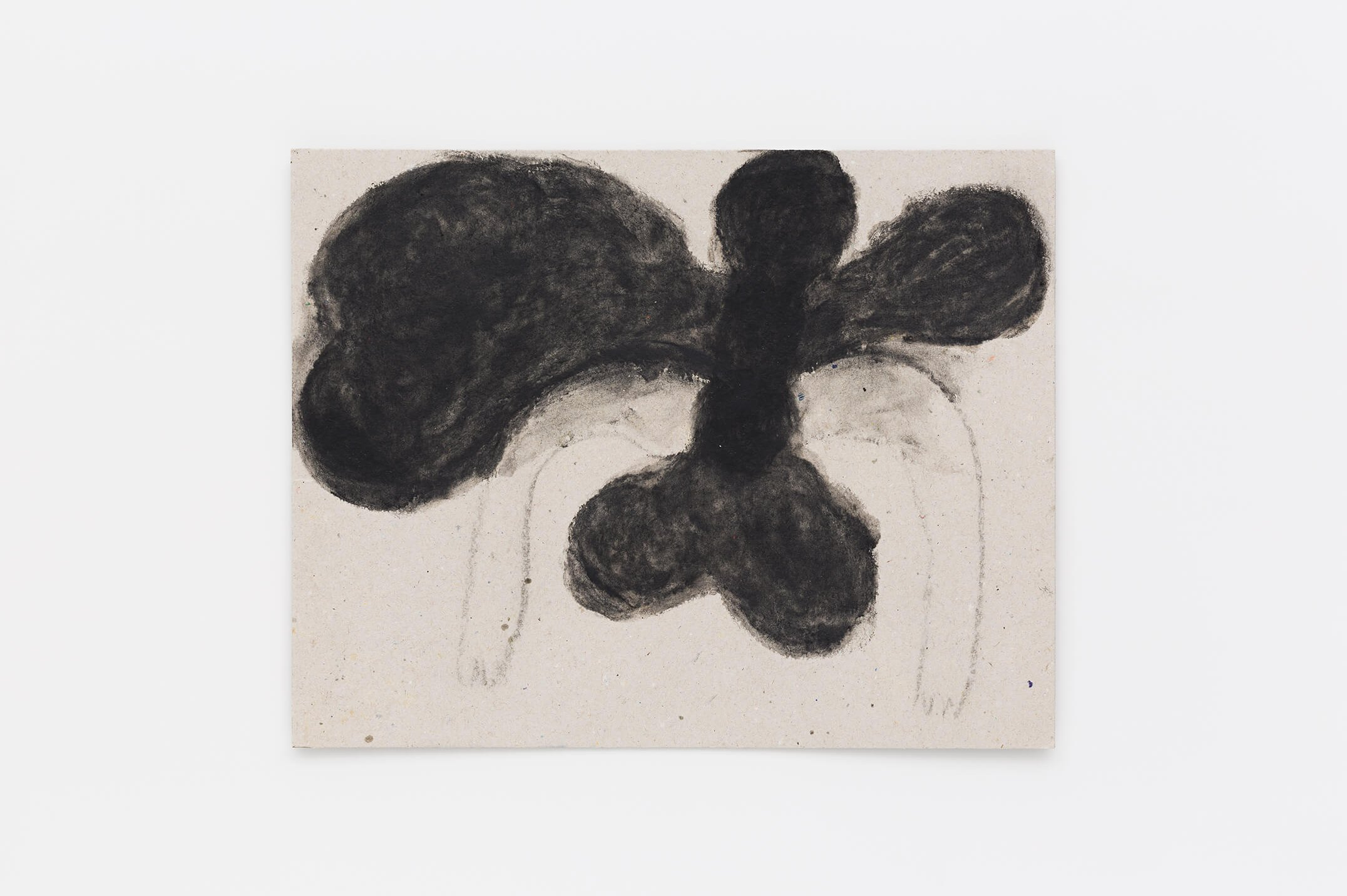 Solange Pessoa, <em>untitled</em>, 2009, pastel on cardboard, 16,5 × 23,8 cm - Mendes Wood DM