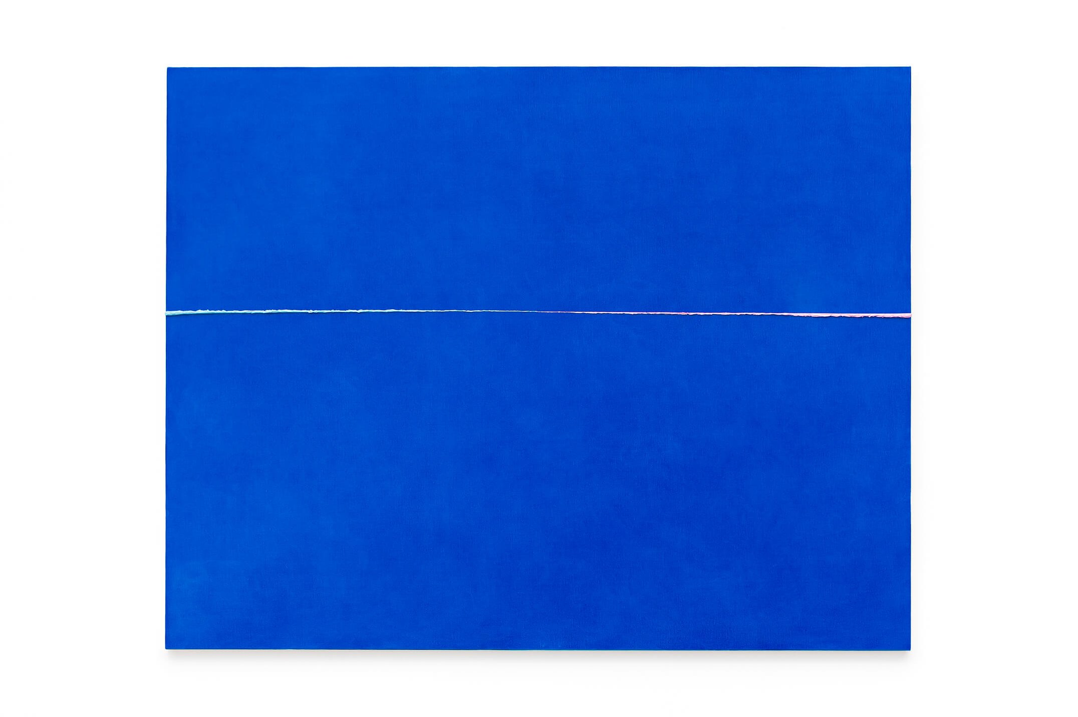 Paulo Monteiro,<em>untitled</em>, 2015, oil on canvas,145 × 185 cm - Mendes Wood DM