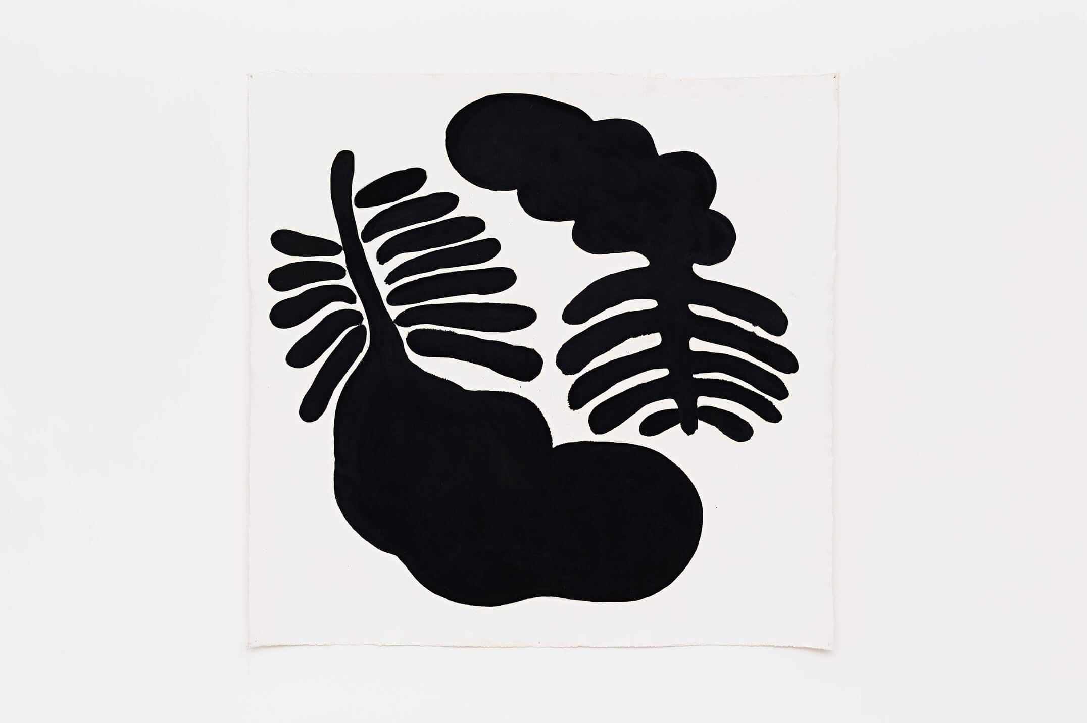 Solange Pessoa,<em>untitled</em>,2008,oil on canvas,160 × 160 cm - Mendes Wood DM