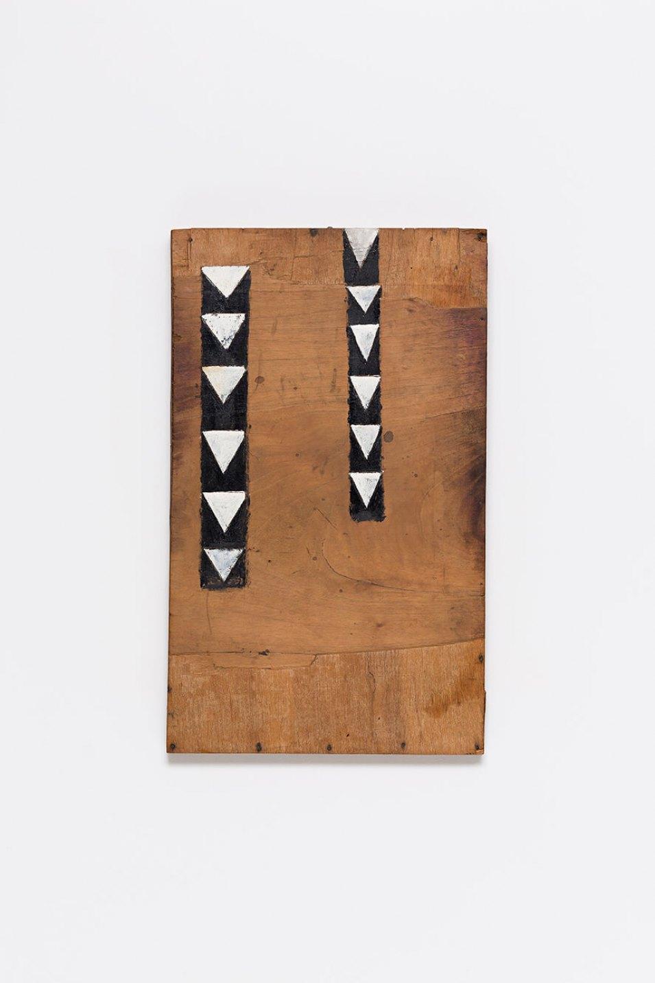 Celso Renato,<em>untitled</em>, n/a,acrylic on wood,57 × 35 × 4,5 cm - Mendes Wood DM