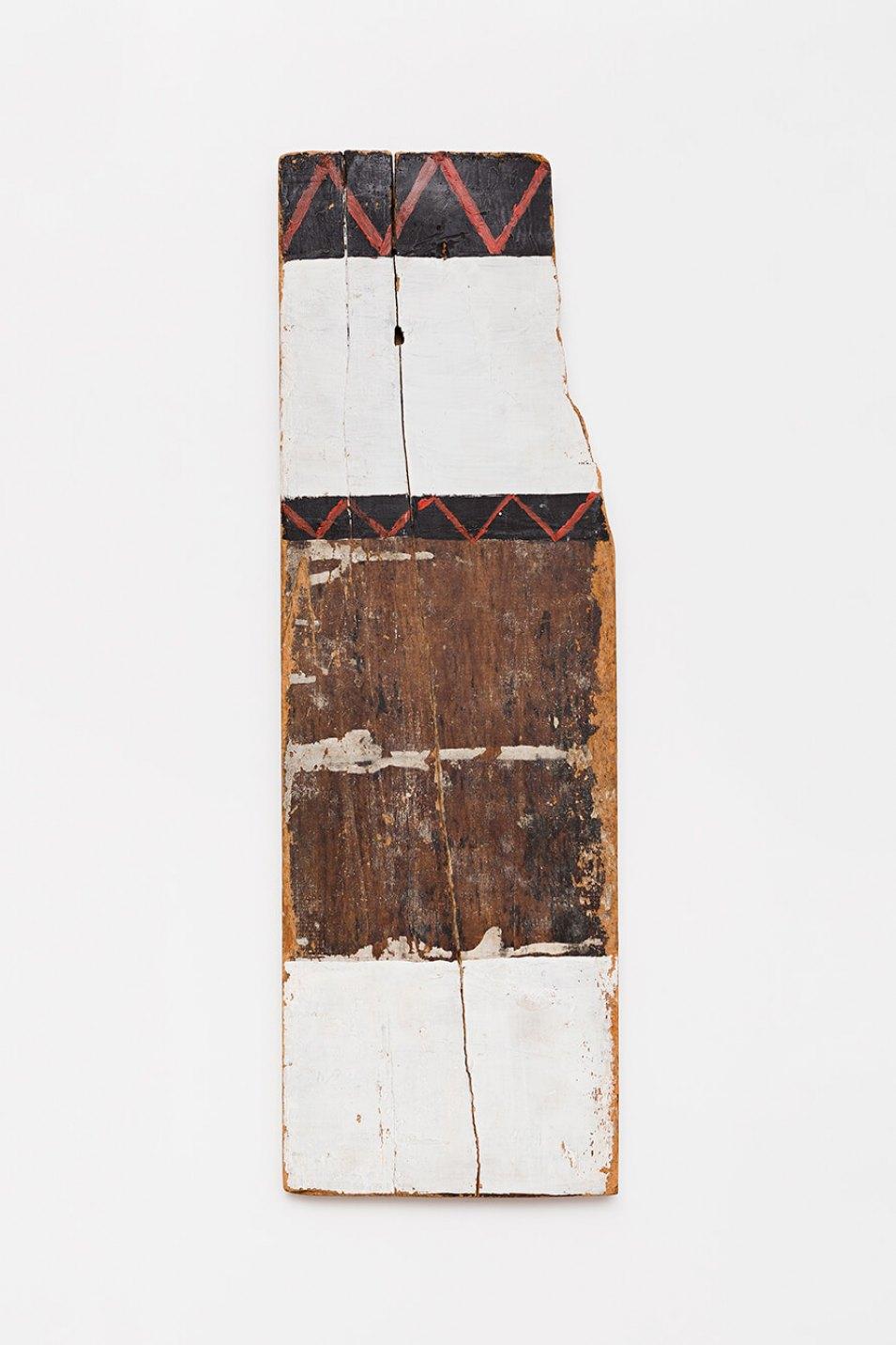 Celso Renato,<em>untitled,</em> n/a,acrylic on wood,75 × 24×2 cm - Mendes Wood DM