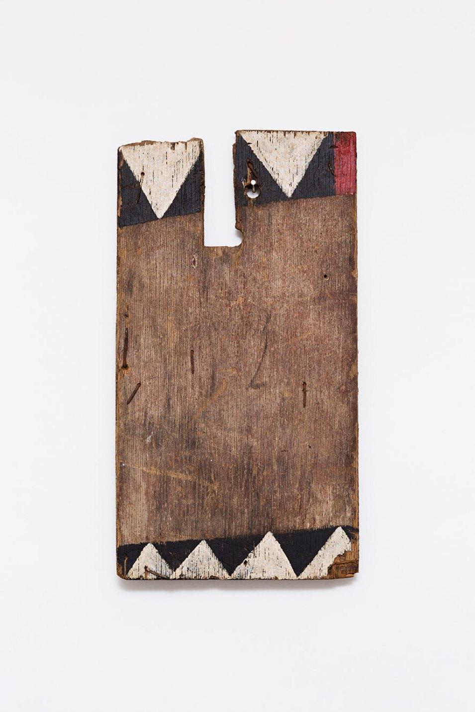 Celso Renato, <em>untitled</em>, n/a, acrylic on wood, 47 × 25 cm - Mendes Wood DM