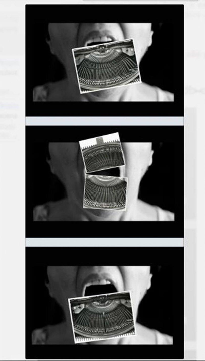 """Lenora de Barros, <em>Cabloca</em>, 2006, videoperformance, 53"""", loop - Mendes Wood DM"""