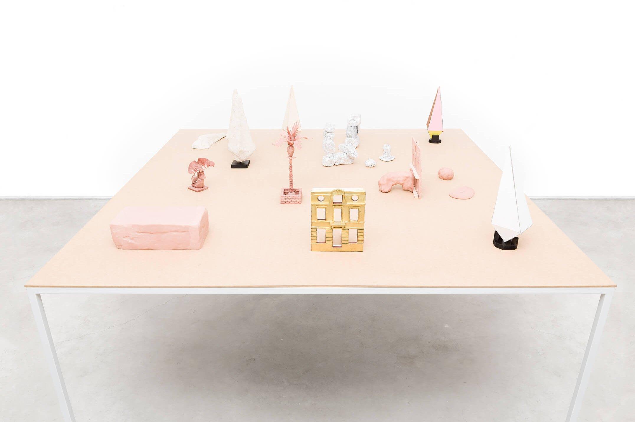 Zin Taylor,<em>The Crystal Ship</em>, 2008,sculptural installation, variable dimensions - Mendes Wood DM