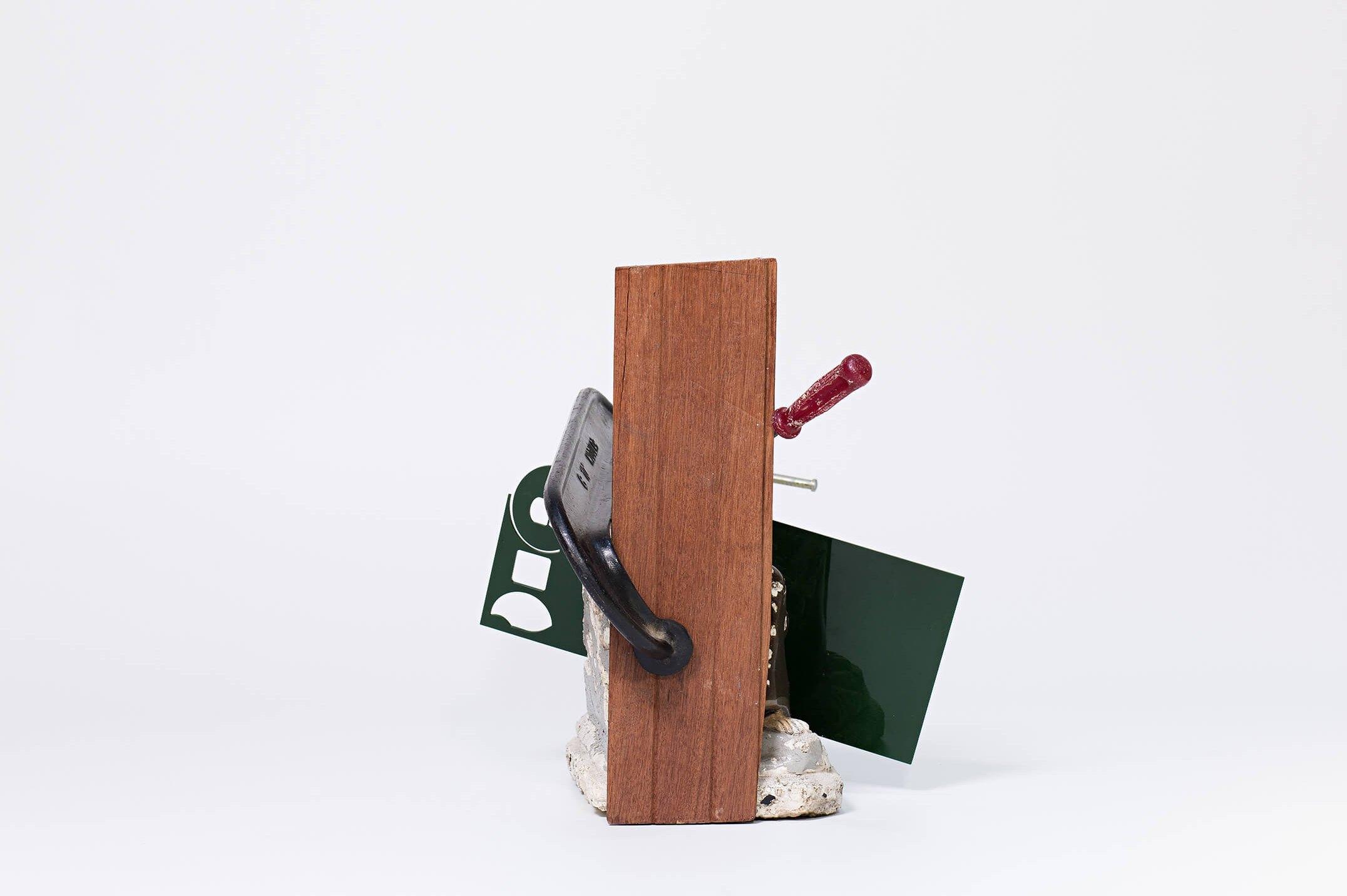 Deyson Gilbert,<em>untitled</em>, 2013, mixed media, 30,5 × 45 × 30,5 cm - Mendes Wood DM