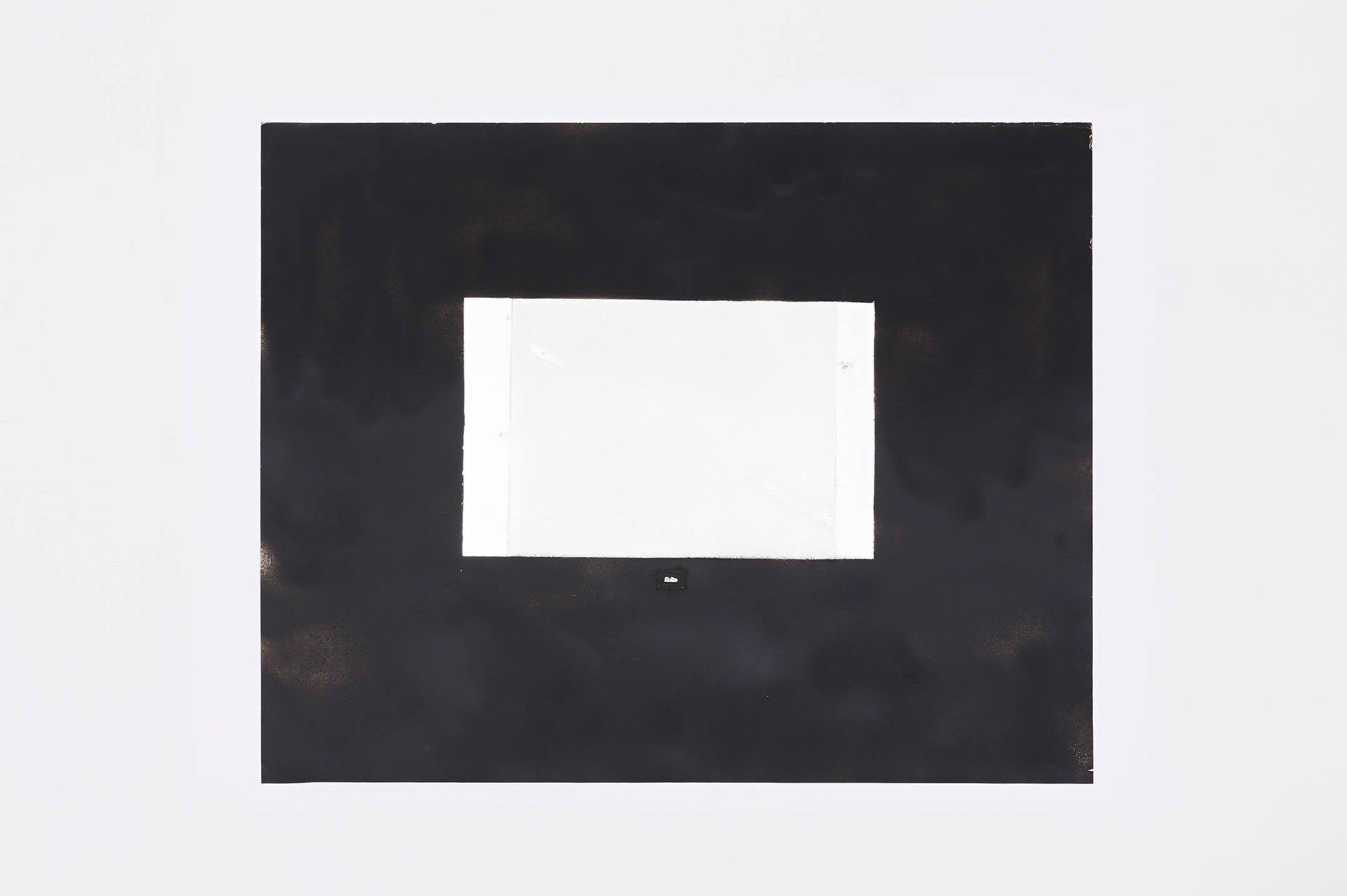 Anna Bella Geiger,<em>Finito </em>|<em> Infinito</em>, 1974,photoengraving on metal,48 × 60 cm - Mendes Wood DM