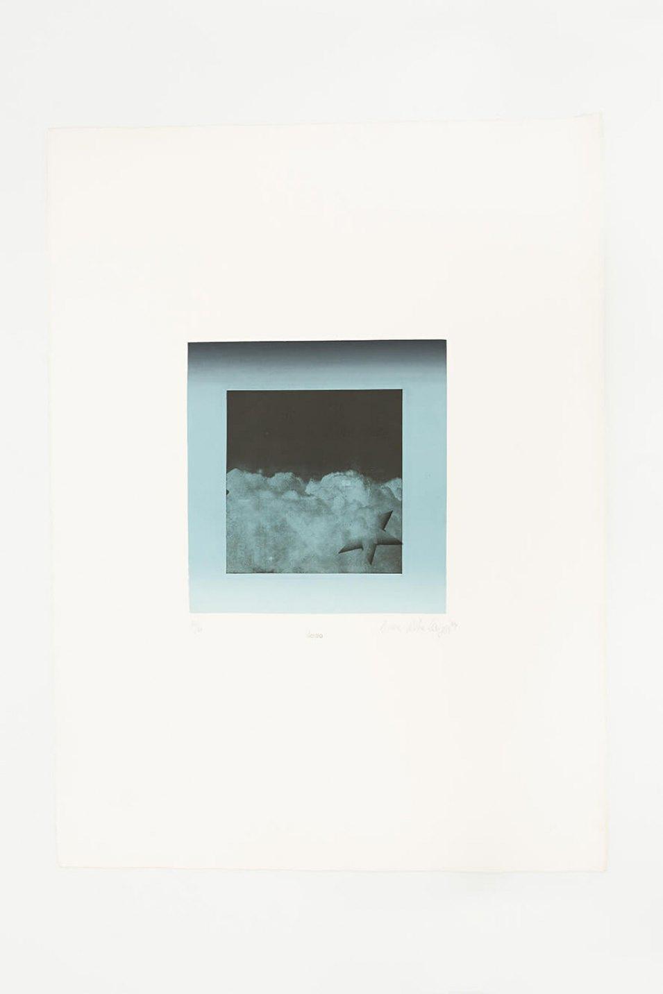 Anna Bella Geiger,<em>Dentro</em>, 1974,photoetching on metal,76 × 56 cm - Mendes Wood DM