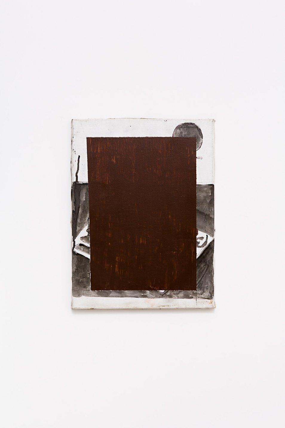 Deyson Gilbert,<em>untitled</em>, 2013,acrylic and synthetic enamel, 41 ×30 × 2cm - Mendes Wood DM