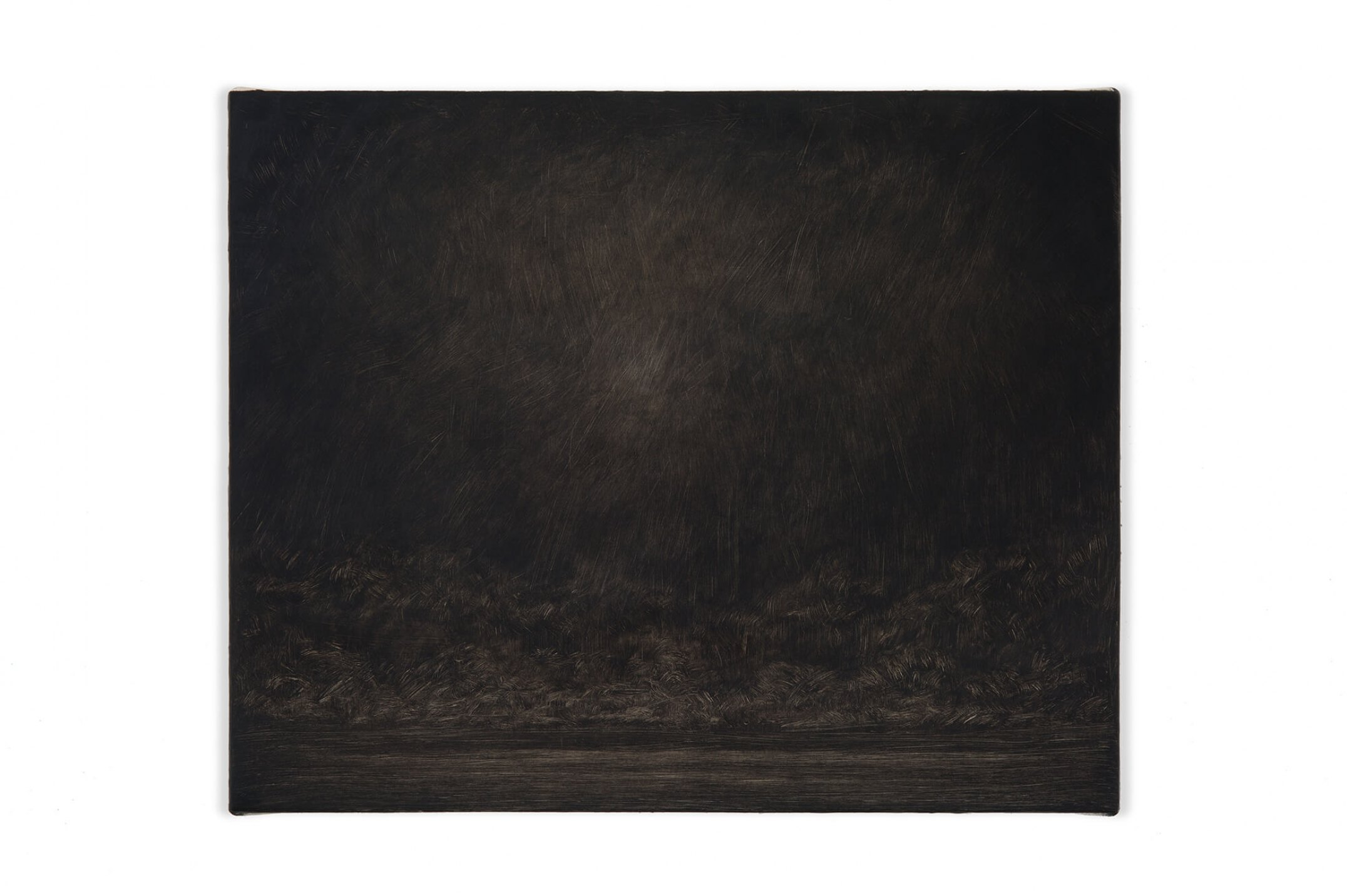 Lucas Arruda, <em>untitled</em>, 2016, oil on canvas, 30 × 37 cm - Mendes Wood DM