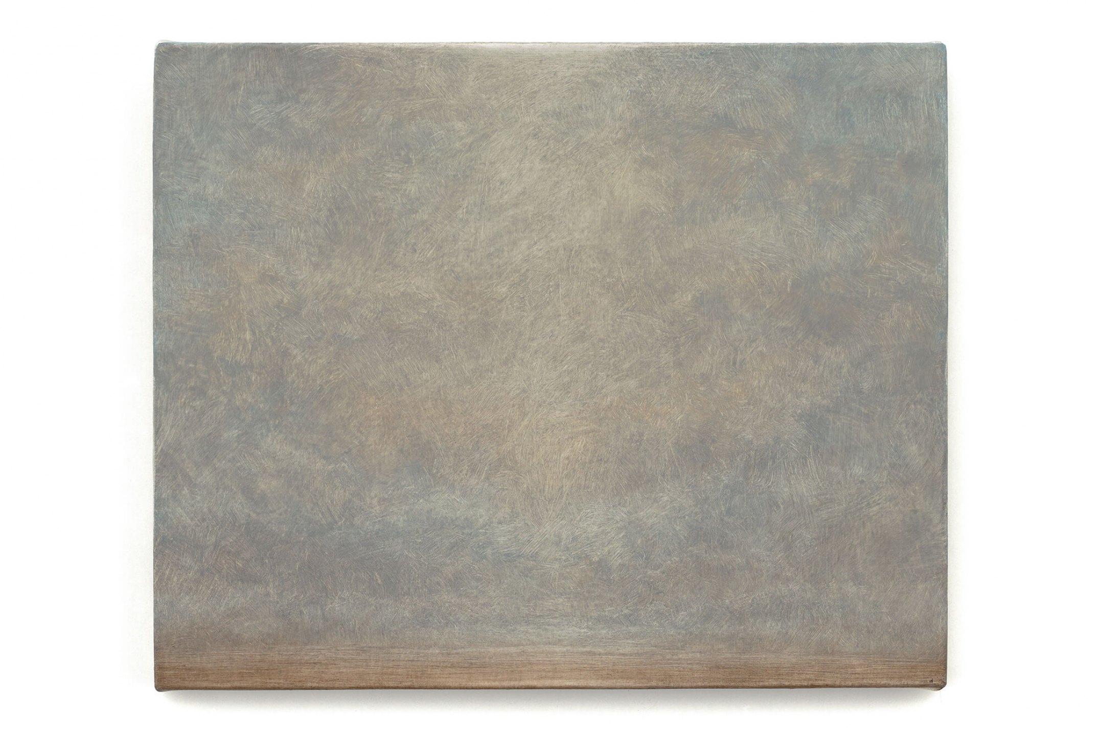 Lucas Arruda, u<em>ntitled, 2015, oil on canvas, 30× 37 cm</em> - Mendes Wood DM