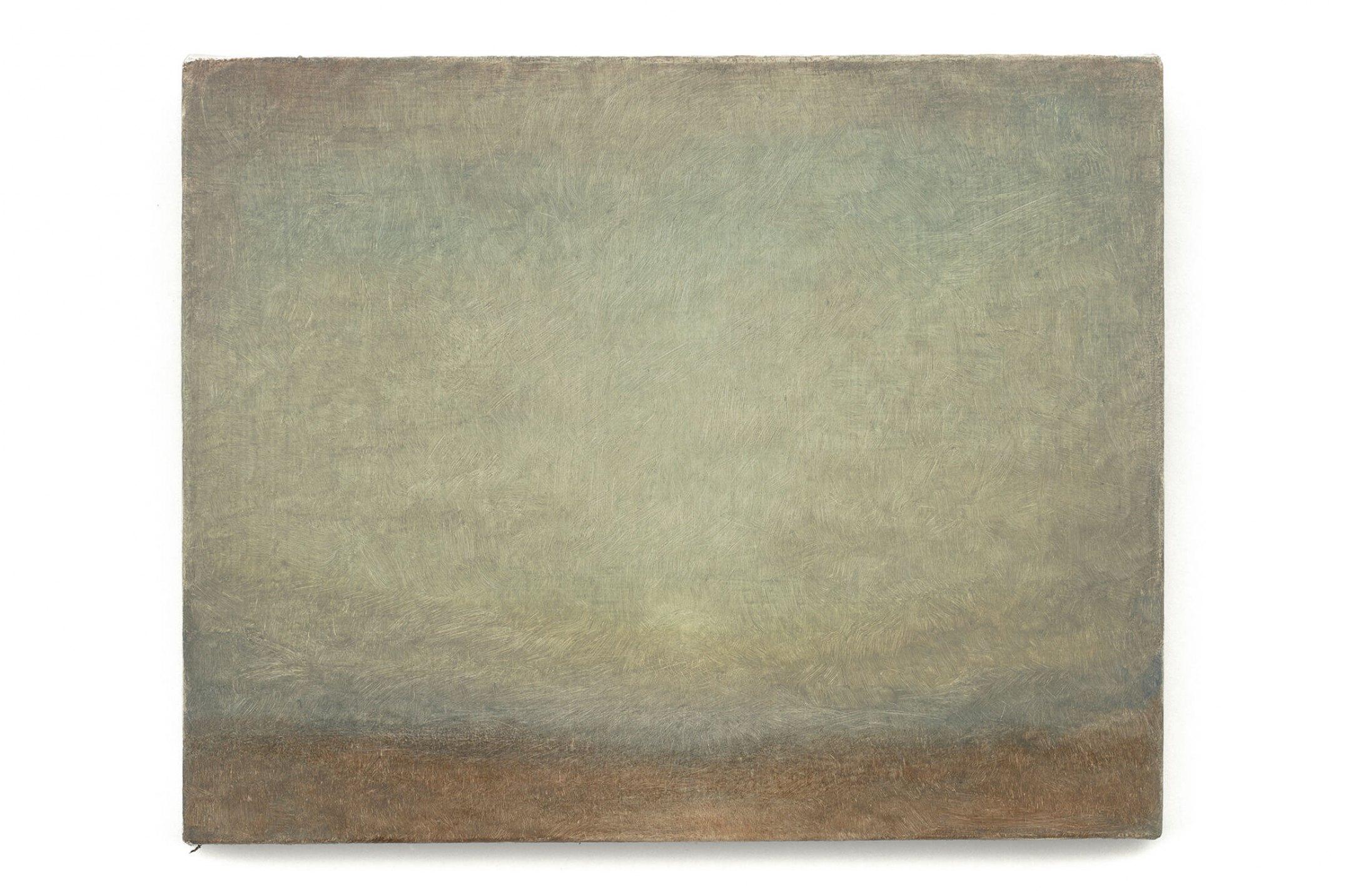 Lucas Arruda, u<em>ntitled</em>, 2015, oil on canvas, 24 × 30 cm - Mendes Wood DM