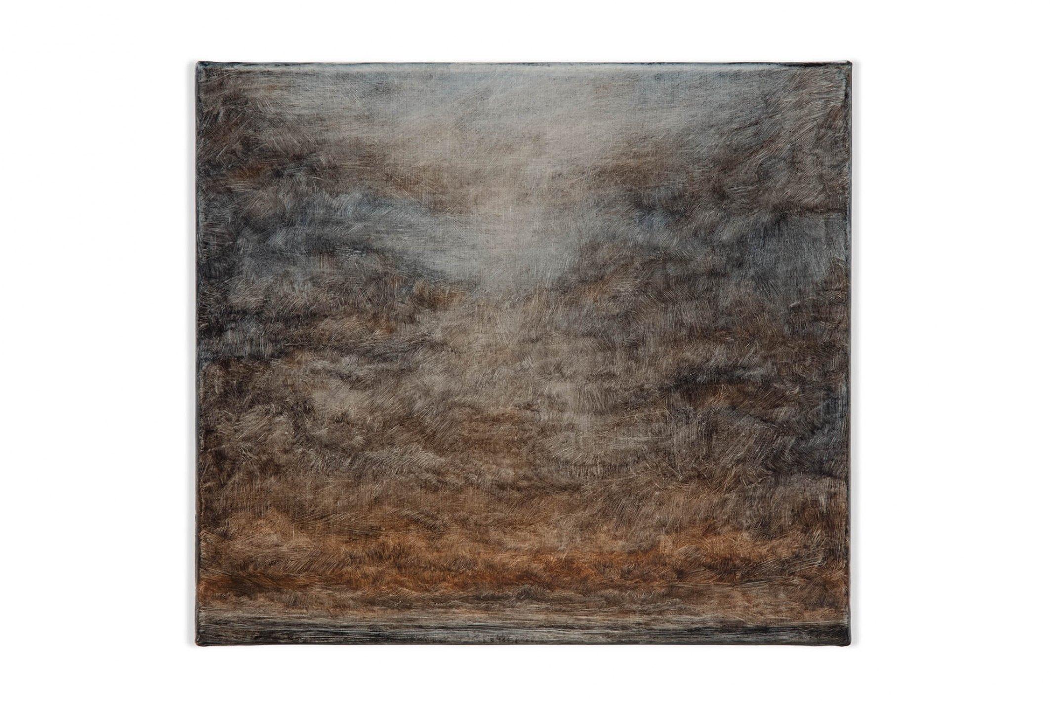 Lucas Arruda, <em>untitled</em>, 2016, oil on canvas, 30 × 34 cm - Mendes Wood DM
