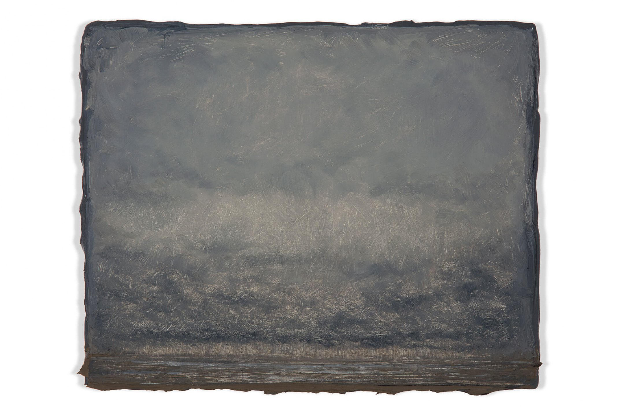 Lucas Arruda,<em>untitled,</em> 2016, óleo sobre tela, 24 × 30 cm - Mendes Wood DM
