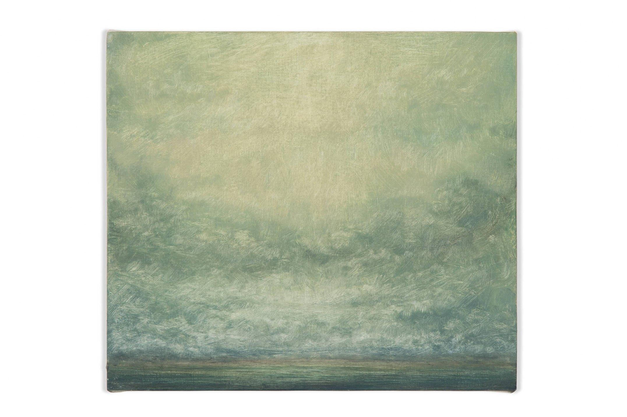 Lucas Arruda,<em>untitled</em>, 2016, oil on canvas, 30 × 34 cm - Mendes Wood DM