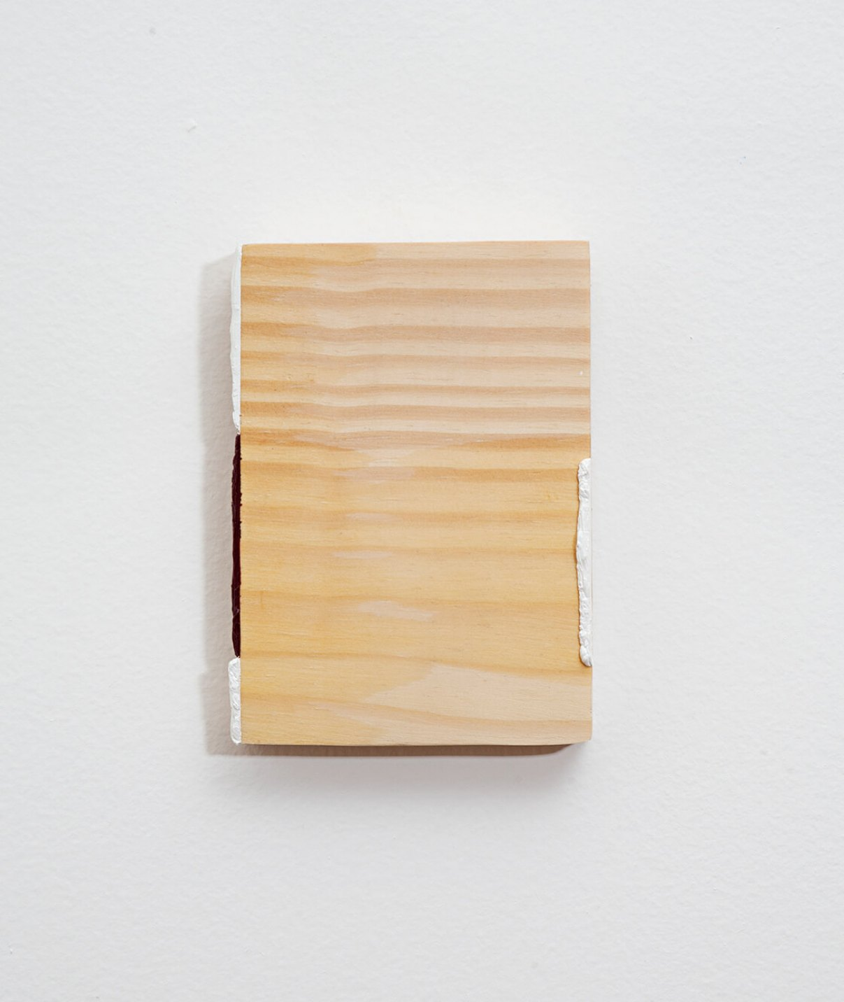 Paulo Monteiro,<i> untitled</i>, 2013, oil on wood, 15 × 10 cm - Mendes Wood DM