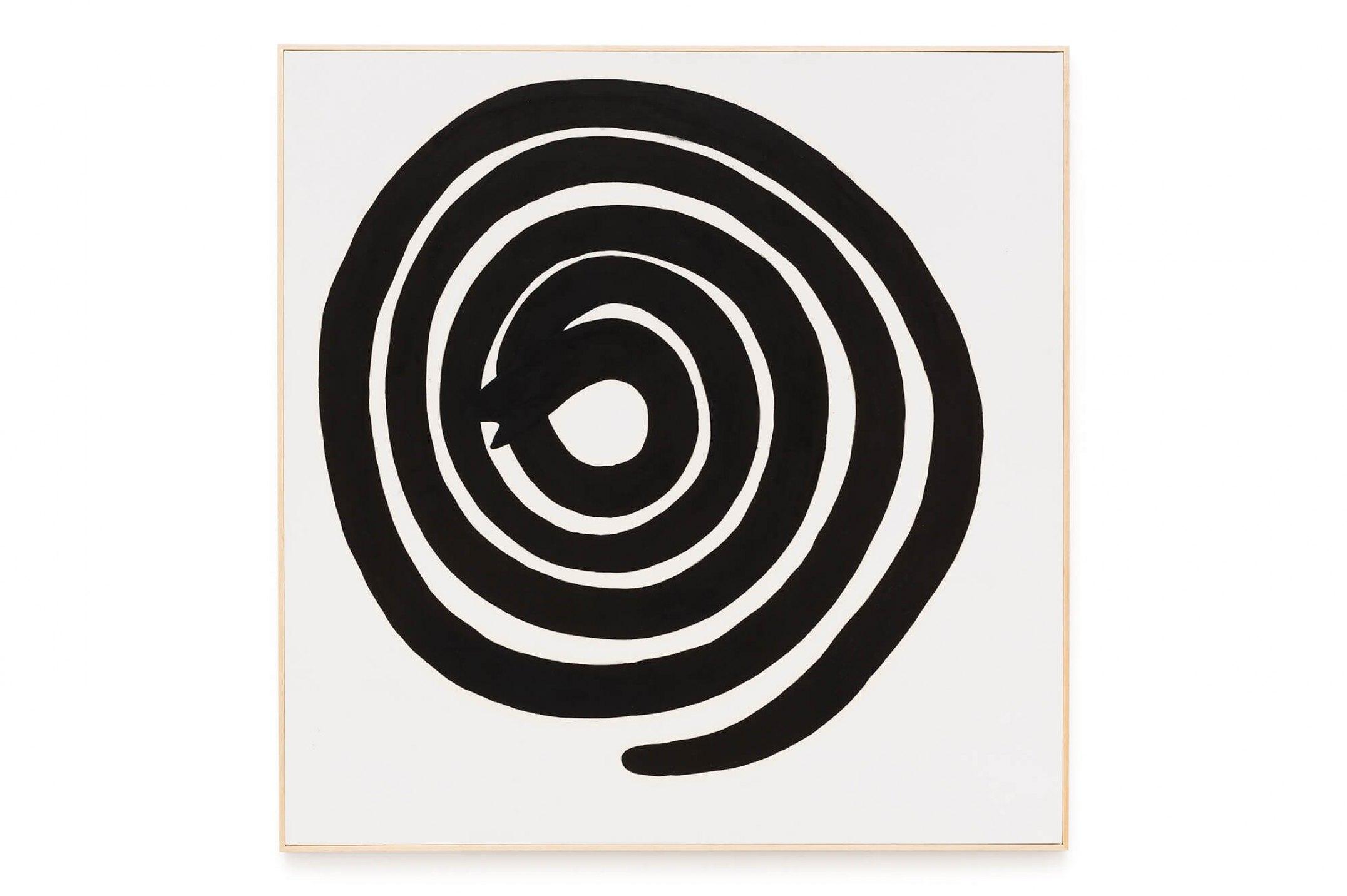 Solange Pessoa,<em>untitled</em>, 2016, oil on canvas, 160 × 160 cm - Mendes Wood DM