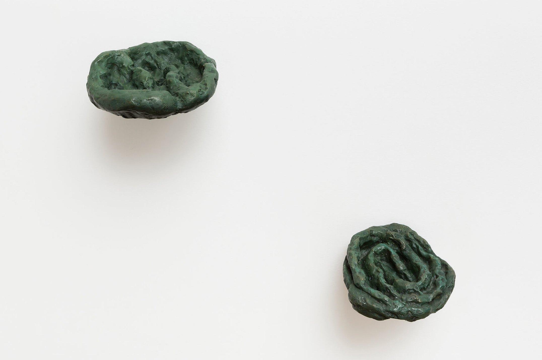 Solange Pessoa,<em>untitled,</em> 2000, bronze, 62 × 23 × 9 cm - Mendes Wood DM