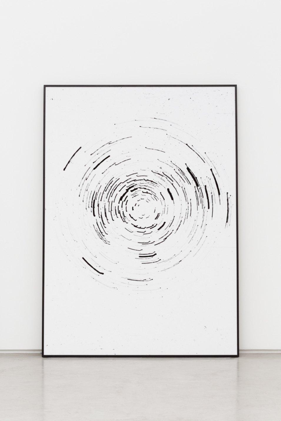 Leticia Ramos,&nbsp;<em>Planisphere</em>,&nbsp;2017,&nbsp;fine art print from microfilm,&nbsp;210 × 150 cm - Mendes Wood DM