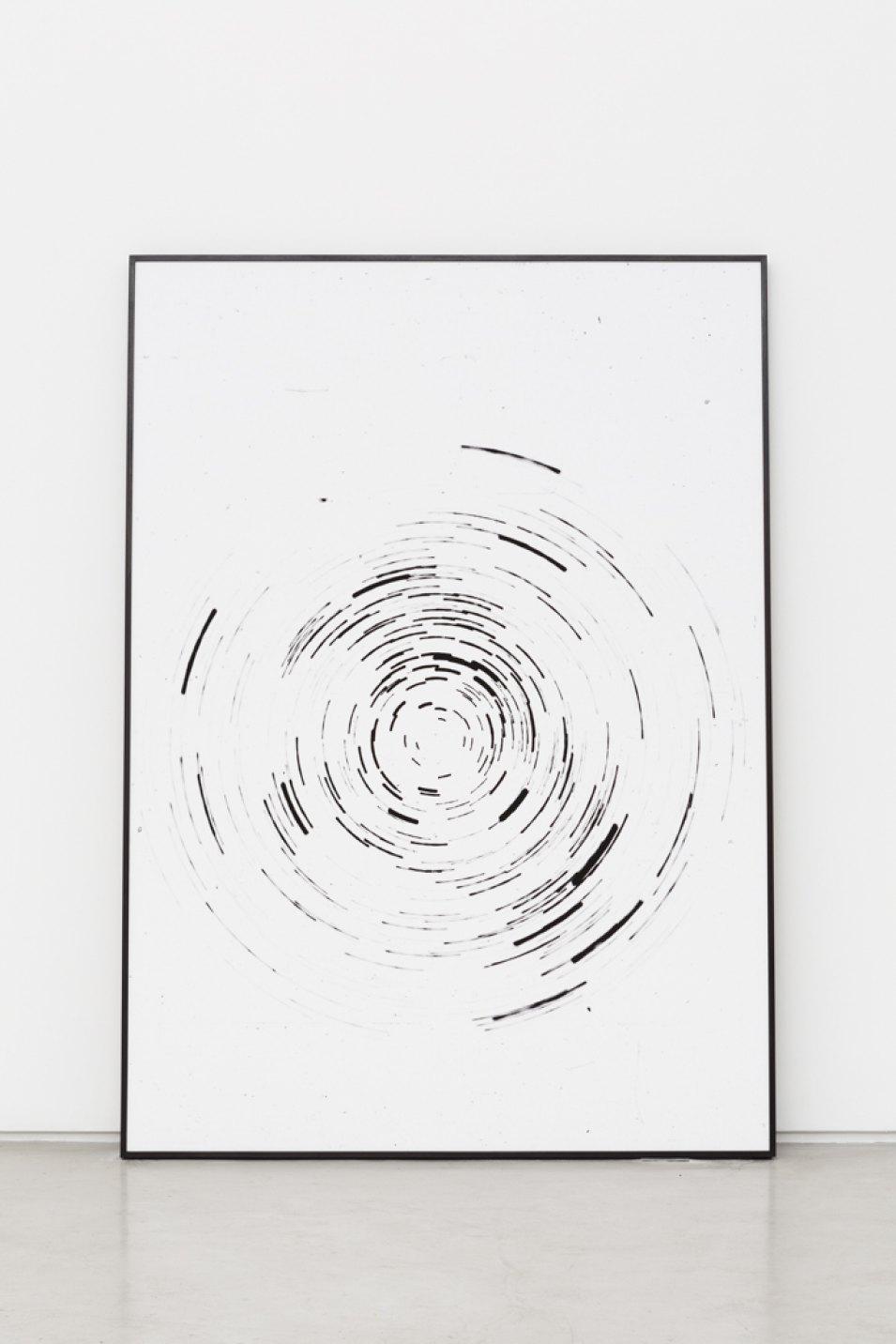Leticia Ramos,<em>Planisphere</em>,2017,fine art print from microfilm,210 × 150 cm - Mendes Wood DM
