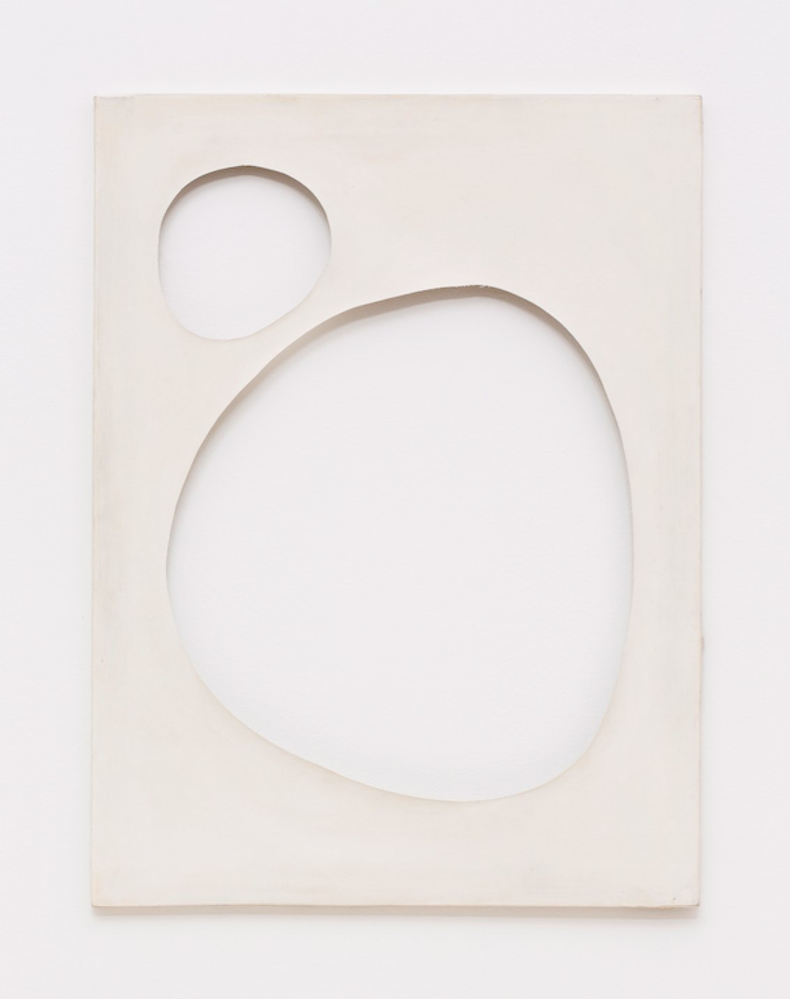 Dadamaino,<em>untitled, fromVolumiseries</em>,1959,water-based ink on canvas, 60 ×50 cm - Mendes Wood DM